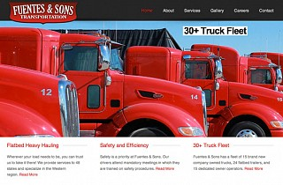 Fuentes and Sons Transportation