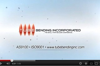 Tube Bending Inc (Video)